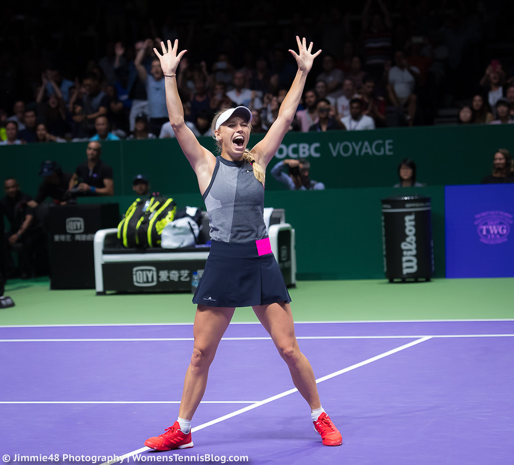 Wta: The World's Newest Photos Of 2017 And Wta
