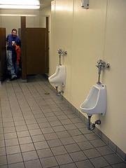 Tramway (2) (Ron of the Desert) Tags: restroom urinals mensroom palmspringsaerialtramway tram palmsprings coachellavalley california mtsanjacinto