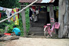 Laundry day (Roving I) Tags: washingclothes laundryday clotheslines houses homes bicycles lifestyle hoabac hoavang vietnam villages danang