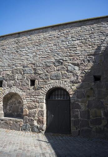 Kalmar city wall