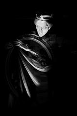 Snow White's evil queen (_LWR_) Tags: 19 10minuten 35mm adoxfx39ii analog contaxt2 film kodaktmax400 grimm märchen erfurt thuringia thüringen germany deutschland fairy tale