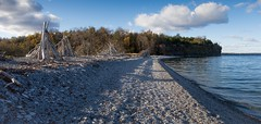 Little Bluff Conservation Area - Prince Edward County (Richard Pilon) Tags: autumn littlebluffconservationarea fall conservationarea ontario olympus