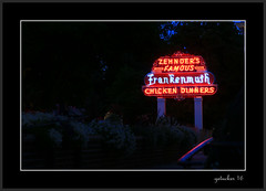Zender's Famous Chicken Dinners (the Gallopping Geezer '5.0' million + views....) Tags: sign signs signage business store storefront smalltown frankenmuth mi michigan german village tourist touristtown quaint history historic old canon 5d3 geezer 2016