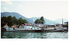 Paddle Steamer GISELA (Austria, Traunsee) in 1977