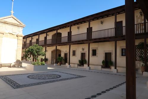 Dormitories, Gonia Odigitria Monastery