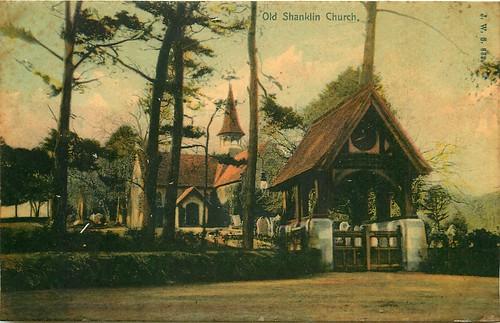 St Blasius Church.