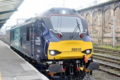 Class 88 (Uktransportvideos82) Tags: drs directrailservices class88 carlisle