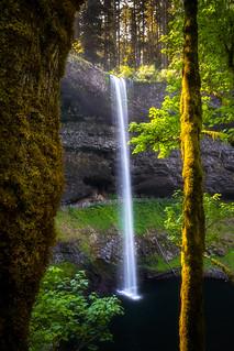 Silver Falls - South