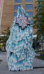 Les Alts, Place des Alts, 2017 (art_inthecity) Tags: montréal montreal canada artpublic publicart quartierdesspectacles km3 bleu blue placedesalts placedesfestivals lesalts