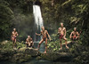 Keepers of the Forest (JKboy Jatenipat :: Travel Photographer) Tags: mentawai indonesia forest tribe hunter tribal people life culture waterfall