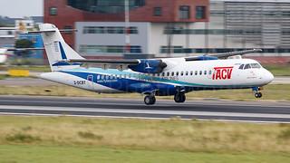 TACV Cabo Verde ATR 72-500 2-DCBT
