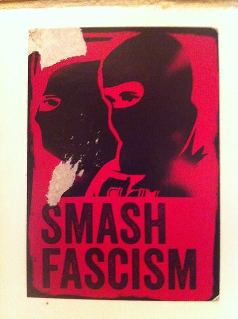 smash faschism