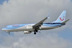 G-TAWI (LIAM J McMANUS - Manchester Airport Photostream) Tags: gtawi thomsonairways thomson worldoftui by tom boeing b737 b738 738 b73h 73h boeing737 boeing737800 manchester man egcc
