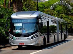 7 2259 Viação Campo Belo (busManíaCo) Tags: caioinduscar viaçãocampobelo caio millennium brt articulado mercedesbenz o500uda bluetec 5