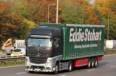 Photo of L3383  PIRELLI  EDDIE STOBART