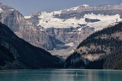 Lake Louise (Miradortigre) Tags: canada lake glacier lakelouise lago rocky mountains mountain snow ice rock