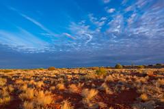 Madigan Line (17 South) Tags: thisworkinglife twilight simpson waypoint desert pathslesstravelled bush australia sunsets sunset madiganline camp12 d810 17south dusk northernterritory au