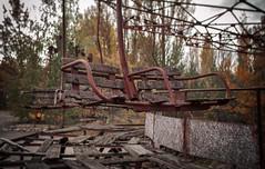 pripyat amusement park - carousel ([AndreasS]) Tags: pripyat amusement park chernobyl ukraine theme abandoned urbex decay derelict