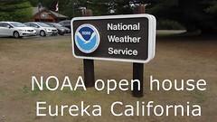 NOAA Open House (rsam11) Tags: nws noaa openhouse eureka woodleyisland humboldtbay california usa weather computers charts welcome