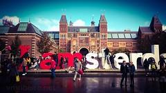 I Amsterdam (vmribeiro.net) Tags: amesterdão holanda i amsterdam sony z1 sonyz1
