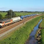 Railexperts 9901 + NSR 2701+2301 @ Zalk thumbnail