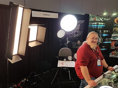 FACTOR Lights Premiere at PhotoPlus 2017 (FotodioxPro) Tags: photoplus photoplus2017 nyc newyorkcity expo fotodiox fotodioxpro factor factorled factor1x2 studiolight filmlight cinemalight constantsourcelight