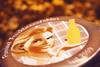 Proviant. Tastes best for two. (Gudzwi) Tags: 7dwfwednesdaymacroorcloseup 7dwf proviant drink getränk kronkorken frau flasche bottle bottlecap lemonade limonade golden gold woman macro makro smileonsaturday smile lächeln objectsofsentimentalvalue print druck gegenständevonsentimentalemwert love otherswouldnotconsidervaluable value sentimental