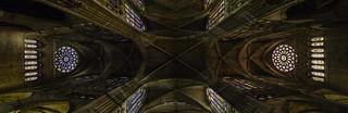 Pano Catedral de León