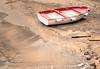 Boat on the Shore (spaetzle) Tags: italianriviera cinqueterre beach rowboat fujifilmxt1 corniglia