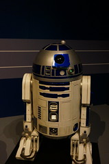 """R2-D2 • <a style=""""font-size:0.8em;"""" href=""""http://www.flickr.com/photos/28558260@N04/37339850476/"""" target=""""_blank"""">View on Flickr</a>"""