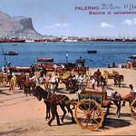 Palermo - Stazione di caricamento nel porto thumbnail