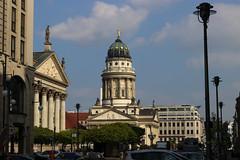 Berlín_0157 (Joanbrebo) Tags: berlin alemania de gendarmenmarkt arquitectura edificios edificis buildings street carrers calles canoneos80d eosd efs1018mmf4556isstm autofocus cityscape