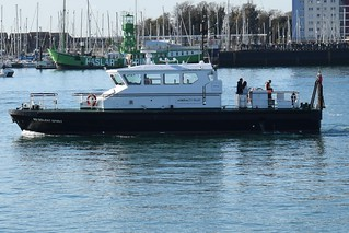 SD Solent Spirit Admiralty Pilot
