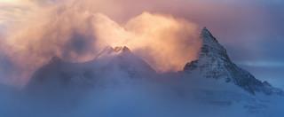 Exhale   Mt. Assiniboine, Canadian Rockies