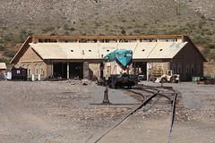 Arizona Central Railroad (twm1340) Tags: az azcr acr acrr emd gp7 locomotive roundhouse rail train clarkdale 2279