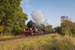 Afternoon run (Nimbus20) Tags: maunsell bluebell freshfield sussex sunshine afternoon warm steam loco engine southern 847 s15 eastsussex haywardsheath