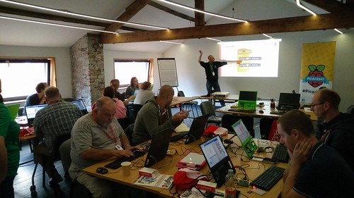 Picademy Manchester October 2-3 2017