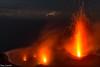 Iddu (Max.Lucotti) Tags: stromboli vulcano fire eolie cratere crater sicilia lapilli lava night world colors red colorful lightning fulmine eruzione eruption paroxysm explore picofthe day exposure long nikkor nikon d600