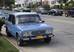 1984 Lada 1300 SL (vetaturfumare - thanks for 3 MILLION views!!!) Tags: vaz lada 1300 2106 21063 1984 shiguli zhiguli ваз2106 ваз жигули queens bukhara bukharian blue
