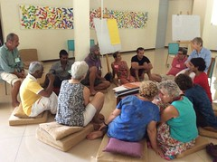 2321_second_selection (Manohar_Auroville) Tags: auroville tdc avenir planning future selection process interface team international manohar luigi fedele