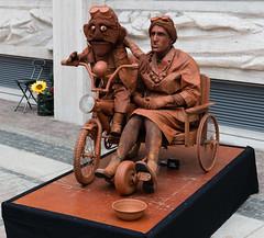 World human statues championship (CdL Creative) Tags: 70d arnhem canon cdlcreative eos gelderland holland netherlands geo:lat=519770 geo:lon=59100 geotagged humanstatues worldchampionships nl