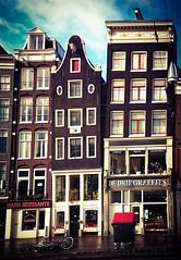 Houses of Amsterdam (vmribeiro.net) Tags: amesterdão holanda amsterdam amsterdao holland netherlands sony z1 houses street sonyz1