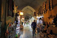 Iran Country (BockoPix) Tags: iran country persia sukh tržnica market goods souvenirs people man shop boutique