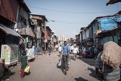 Mumbai - Bombay - Dharavi slum tour-23