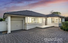 20 Yetholme Avenue, Baulkham Hills NSW