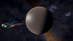 Smojue OV-E b25-1 1 (CMDR Snarkk) Tags: elite dangerous planet terraformable dsn luxury tour