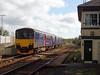 150128 Liskeard (3) (Marky7890) Tags: gwr 150128 class150 sprinter 2p85 liskeard railway cornwall cornishmainline train