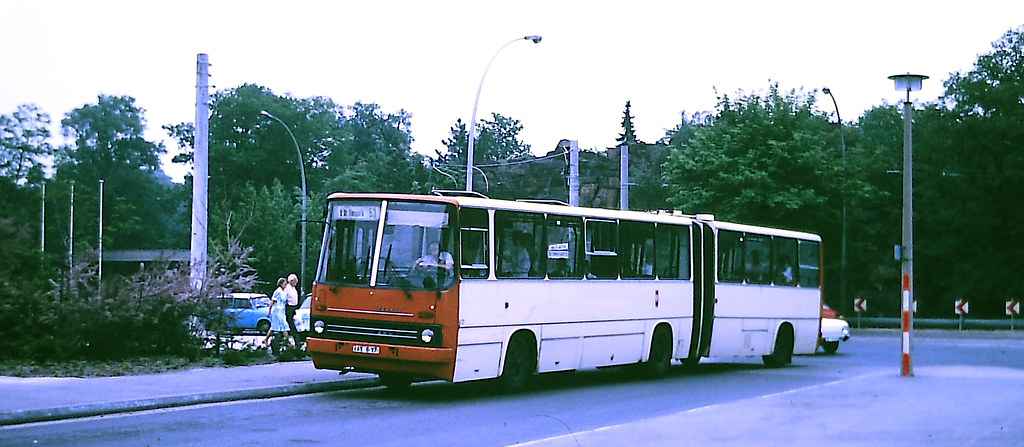 The world 39 s best photos of bus and bvb flickr hive mind for Ikarus frankfurt