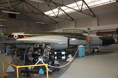 Meteor TT.20 (Pentakrom) Tags: raf manston history museum gloster meteor wd615 wd64