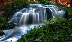 waterfall - Amman (MoeenMustafa) Tags: waterfall waterstream landscape longexposure summer daylight canon5dmarkiii nisi haida